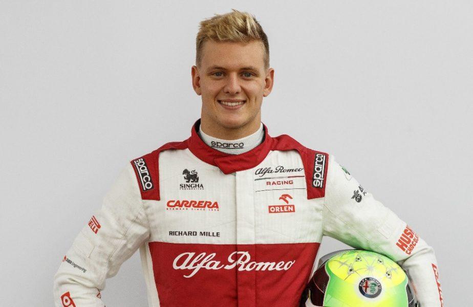 Pentru istorie! Mick Schumacher va participa la Campionatul Mondial de Formula 1. Tocmai a semnat contractul