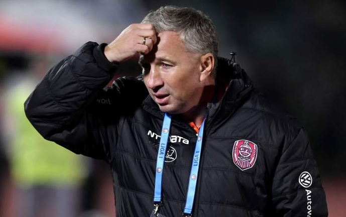 Decizia incredibilă luată de CFR Cluj! E haos după despărţirea lui Dan Petrescu. Neluţu Varga sacrifică finalul de an