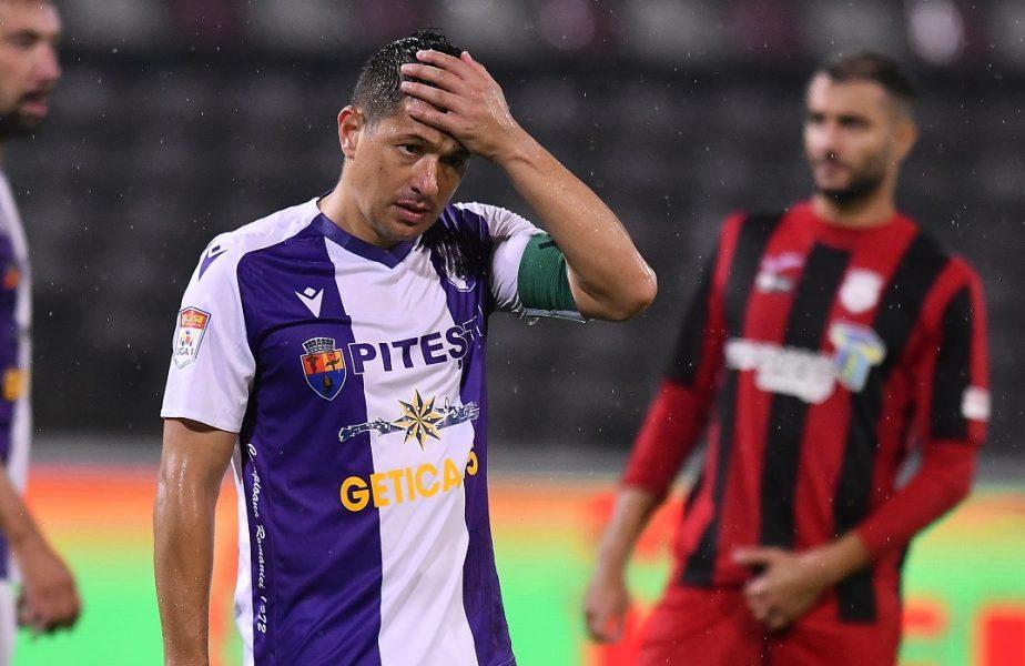 """Situaţie uluitoare în Liga 1. Adrian Dulcea, dat afară după numai 48 de ore de la FC Argeş. """"Nu puteam continua aşa"""""""