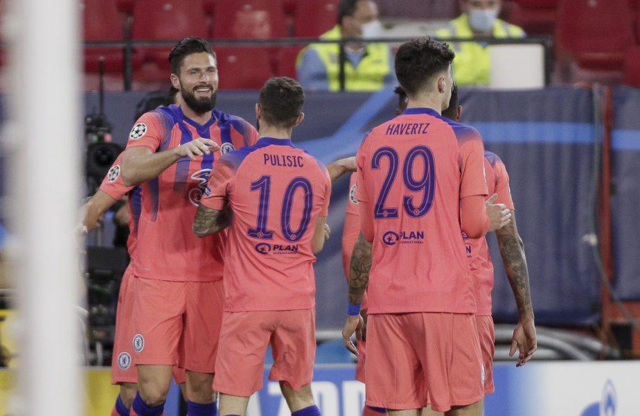 """Spectacol în Champions League! Lucescu, învins de Ronaldo. Giroud, seară de vis. Atacantul a reușit """"pokerul"""". Toate rezultatele sunt AICI"""