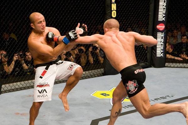 TOP 10 meciuri istorice din MMA, cu Florian Ceafalău! Locul 6 – Georges St. Pierre vs BJ Penn 2