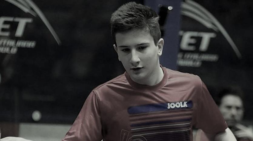 Marius Rădoi, campionul balcanic la tenis de masă, a murit într-un teribil accident rutier