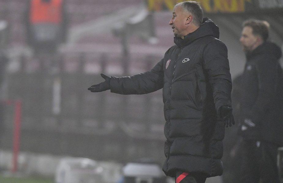 """Fotbaliştii lui CFR Cluj au jucat cu gândul la Dan Petrescu. """"Era frumos să fi câştigat, să îi dedicăm victoria"""""""