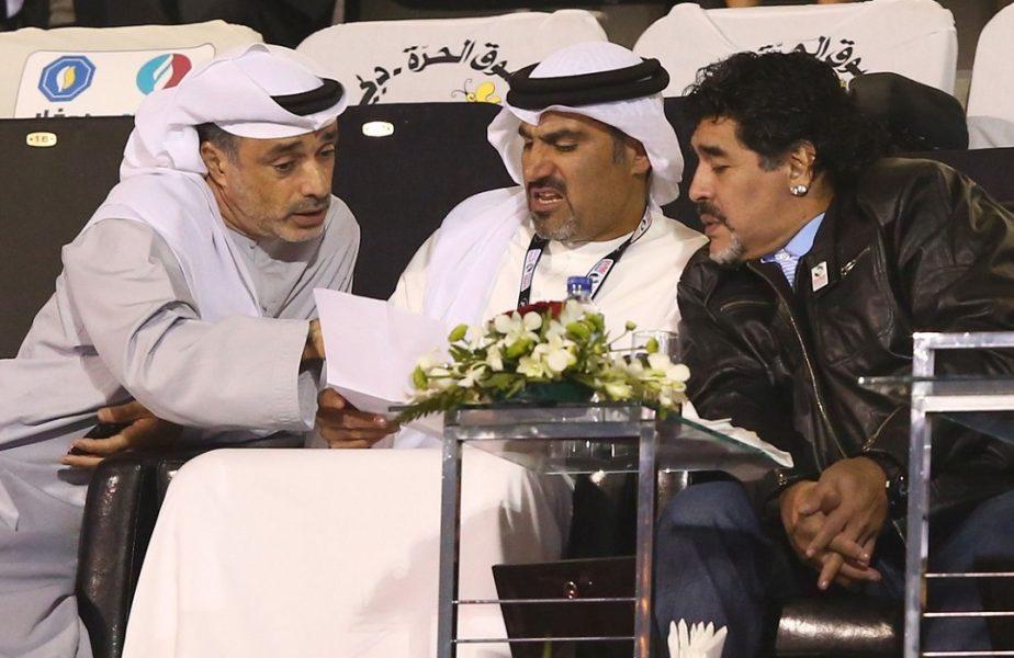 Comorile ascunse ale lui Diego Maradona! Ce obiecte de lux, aduse din Dubai, s-au găsit într-un depozit secret