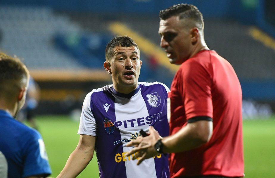 """""""N-am mai trăit un gol de la jumătatea terenului!"""" Prepeliţă, impresionat de dinamovistul Camara. Cum l-a atacat pe arbitru fostul campion cu FCSB"""