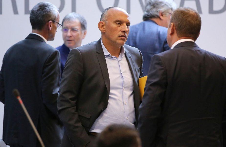Florin Prunea, surprins că arbitrul Marian Barbu i-a iertat pe dinamoviști. De ce nu l-a impresionat euro-golul lui Camara