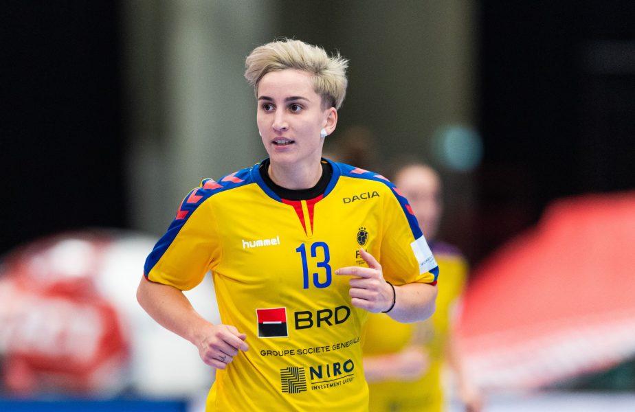 """""""Nu este ușor! Suntem fericite!"""" Cristina Laslo, cea mai bună jucătoare a României cu Polonia! Unde s-a decis meciul"""