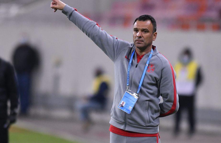 """Toni Petrea a dat detalii despre accidentarea lui Florin Tănase: """"Am stabilit că e bine să facem asta!"""" Ce a spus despre Coman și șocul pe care îl va avea la Cluj"""