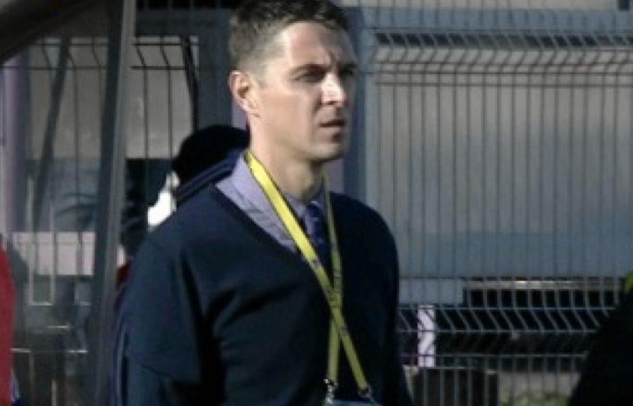 """Nicolae Grigore, debut fără greșeală pe banca Rapidului! Giuleștenii au învins cu 2-0 la Timișoara. """"Am venit setați să câștigăm"""""""