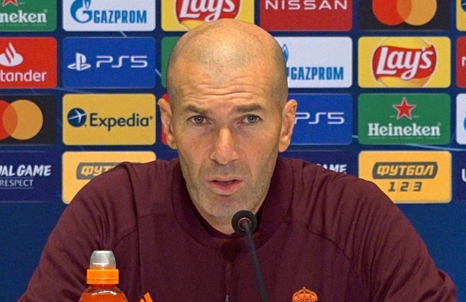 """Zinedine Zidane, """"pe făraș"""" la Real Madrid!! Florentino Perez are deja alt antrenor. Ce transferuri a cerut acesta"""