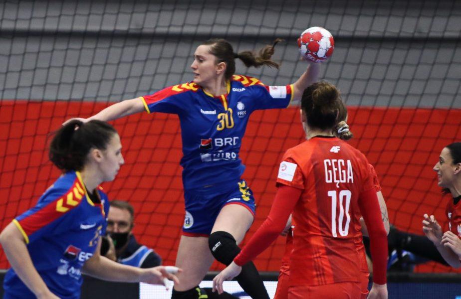 România – Norvegia 20-28. Tricolorele s-au bătut de la egal la egal cu nordicele, dar au căzut pe final de meci