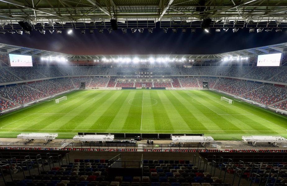 FCSB îşi pregăteşte revenirea în Ghencea! O nouă cerere oficială către CSA. Meciul pe care ar putea să îl joace pe stadionul Steaua