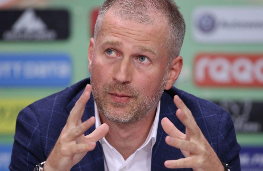 """CFR Cluj, gata să meargă """"ceas"""" în Europa League. Ce a spus Edi Iordănescu despre meciul care se joacă cu calificarea pe masă"""
