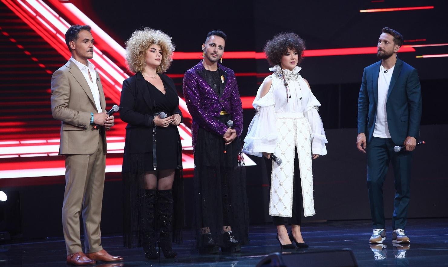 X Factor e azi, de la 20:30, pe Antena 1