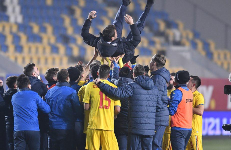 BREAKING NEWS   România U21 şi-a aflat adversarele la Campionatul European din 2021. Tricolorii lui Mutu, în grupă cu Germania! Debutăm cu Olanda