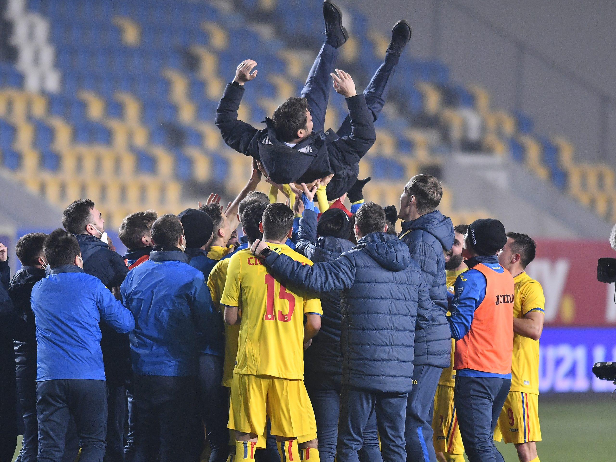 Tragerea la sorți a grupelor de la EURO 2021