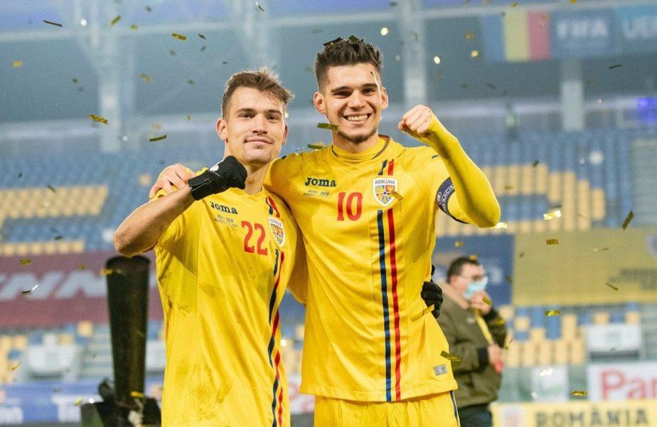 """""""Fără frică! De ce să nu fiu optimist?!"""" Mihai Stoichiţă nu se teme de duelurile de foc cu Germania şi Olanda de la EURO U21"""