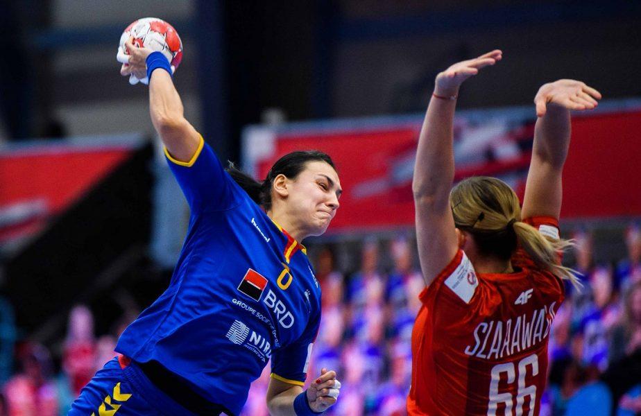 România – Croaţia 20-25. Vis spulberat pentru tricolore. Au pierdut la debutul în grupele principale şi rămân fără şanse la medalii!