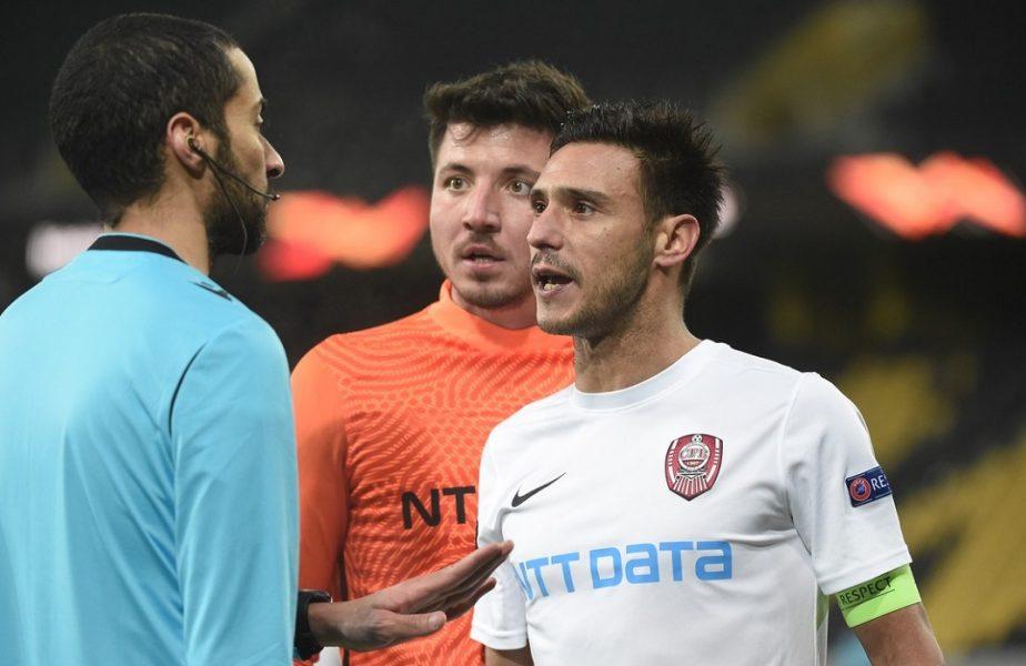 """""""Am fost cu calificarea pe masă, nu ştiu ce explicaţii au arbitrii"""". Edi Iordănescu se gândeşte la jocuri de culise. Verdictul specialiştilor"""