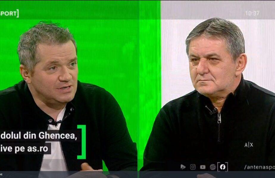 Cătălin Oprișan l-a avut invitat pe Marius Lăcătuș, în prima emisiune AS.ro live, pe site-ul www.as.ro și  pe pagina www.as.ro/live