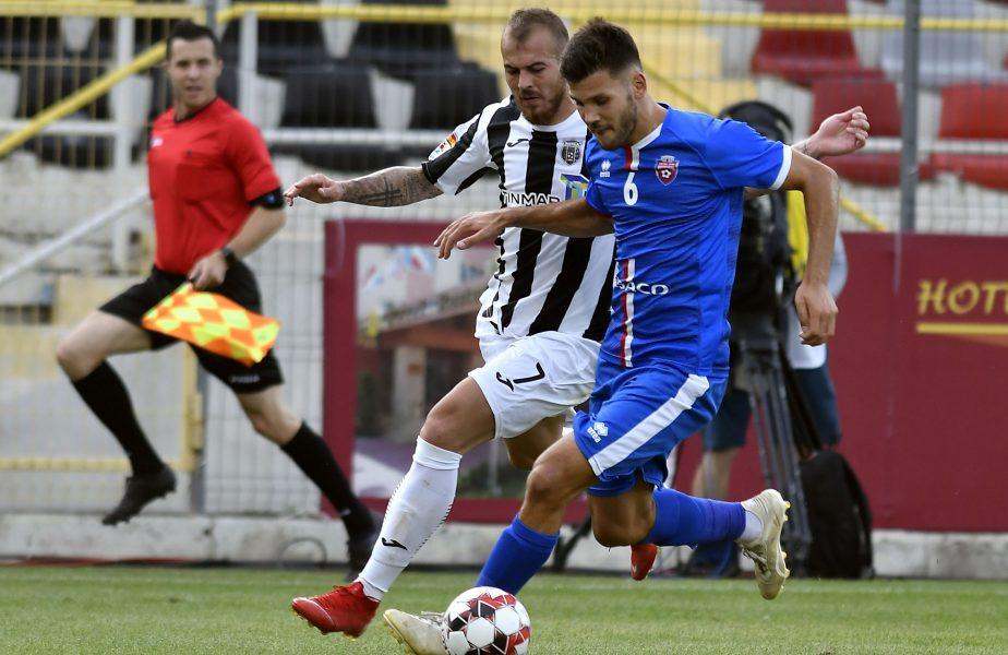 FC Botoșani – Astra 1-1. Giurgiuvenii scapă fără înfrângere în Moldova! Prestație excelentă pentru sirianul Al Mawas
