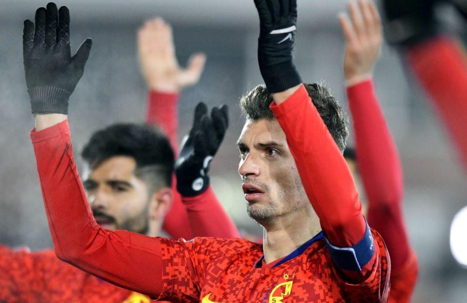 Ultimele detalii despre Florin Tănase, înainte de marele meci CFR – FCSB. Ce se întâmplă cu Soiledis
