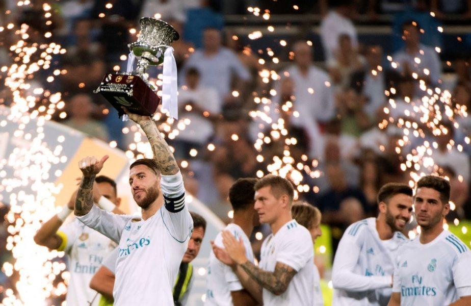 Arabii s-au răzgândit! Supercupa Spaniei nu se va mai juca în Arabia Saudită din cauza pandemiei! Cine va participa la mini-turneu