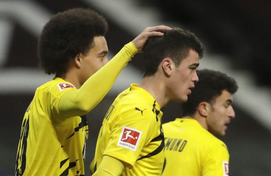 În ce Haal(and) au pierdut! Dortmund, călcată în picioare fără golgheterul său. Parcurs slab pentru echipa lui Lucien Favre