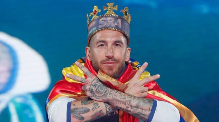 Sergio Ramos deține recordul de apariții în derby-ul orașului Madrid