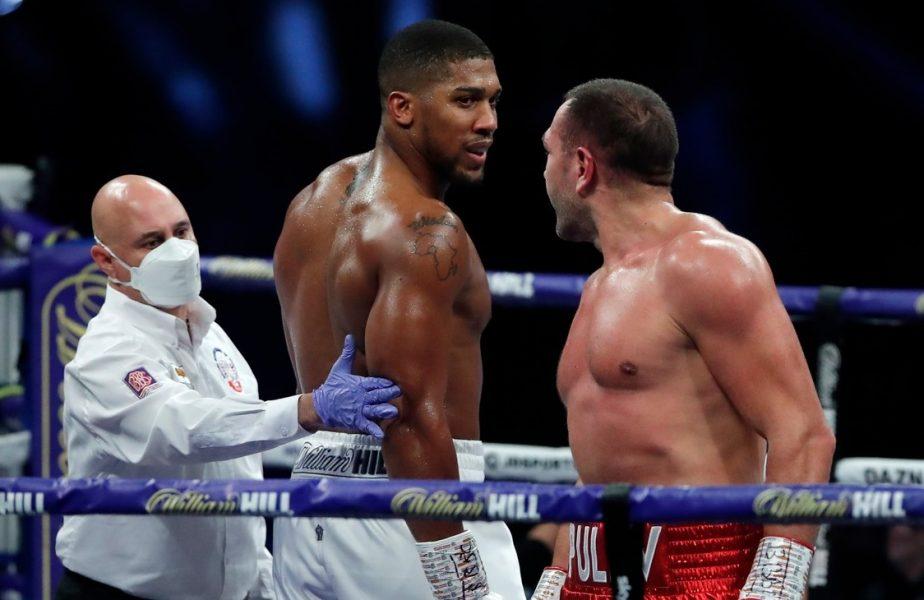 Duel colosal pregătit în lumea boxului! Anthony Joshua vs Tyson Fury, înfruntarea așteptată de toți. Ce au spus cei doi luptători