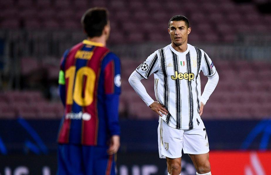 """Cristiano Ronaldo, prima reacție după ce a fost inclus în cea mai bună echipă din istoria fotbalului. """"Sunt onorat și mândru"""""""