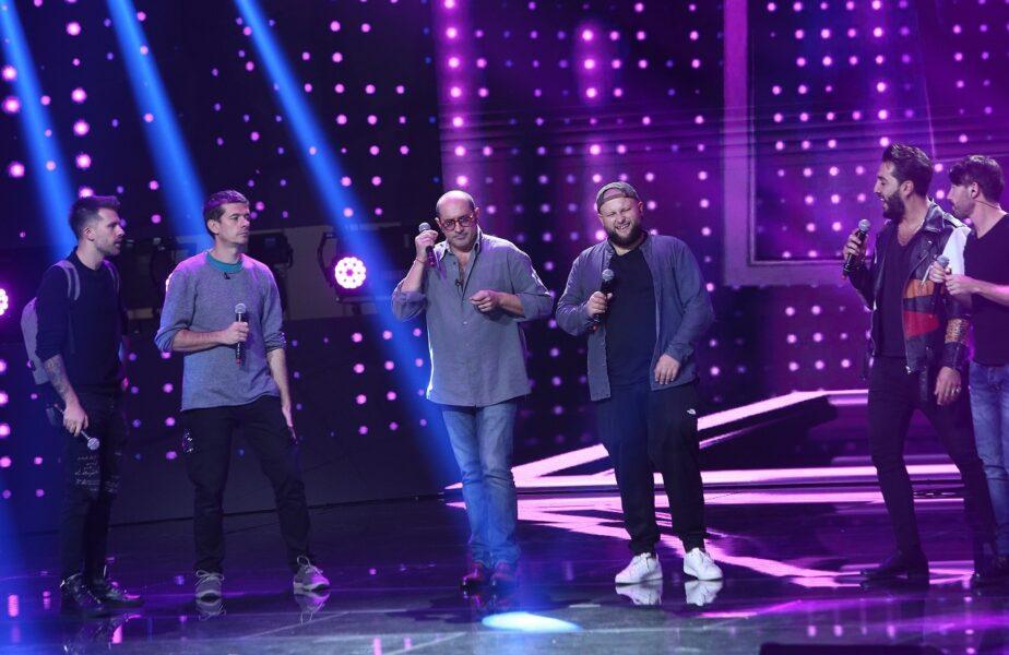 Concurenții X Factor, repetiții alături de invitații speciali din marea finală de vineri, de la 20.30, la Antena 1