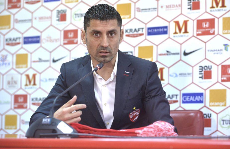 """CS Dinamo şi-a lansat academia de fotbal. Ionel Dănciulescu este manager general: """"Sunt entuziasmat de proiect"""""""