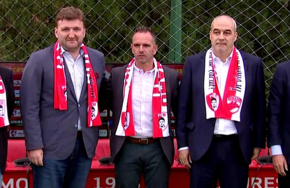Dorin Șerdean și spaniolii de la Dinamo