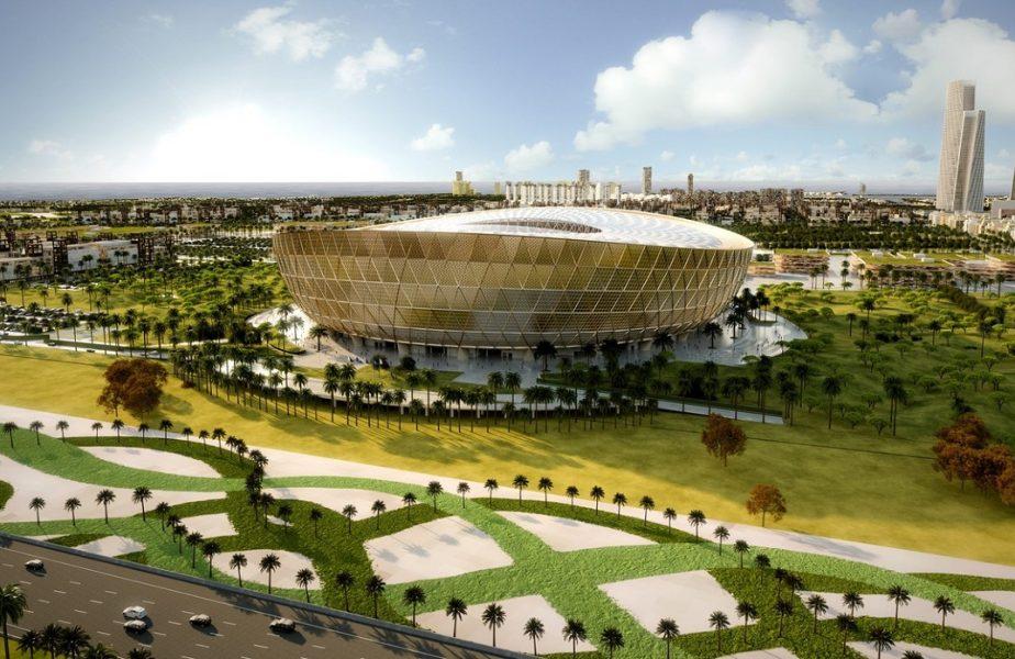 """Topul stadioanelor de la Cupa Mondială din 2022. Cum arată """"bijuteriile"""" din Qatar pe care ar putea juca tricolorii lui Mirel Rădoi"""