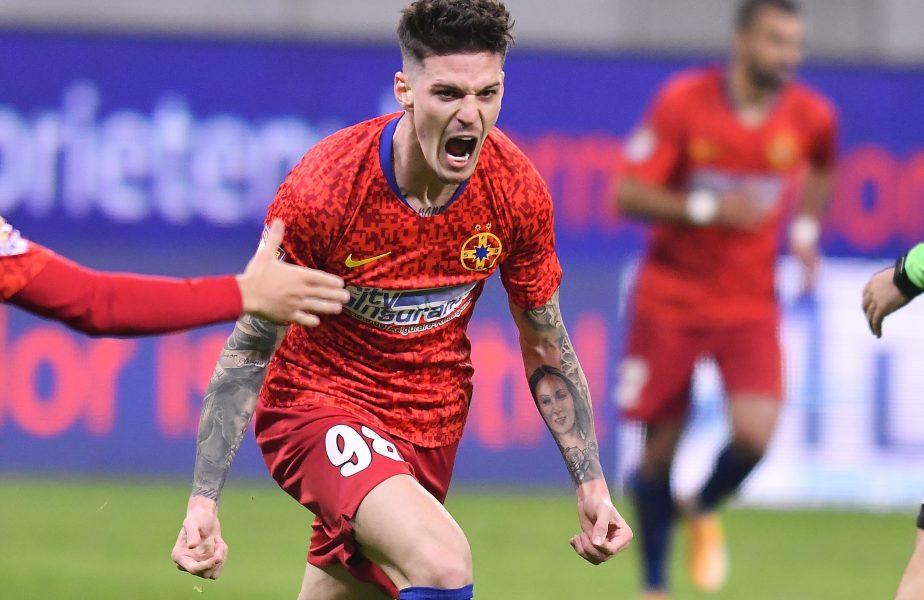 Craiova – FCSB 0-2! Two MAN show! Dennis, pericolul public din Bănie! Dublă de senzaţie pentru golgheterul Ligii 1. Echipa lui Petrea a revenit pe primul loc