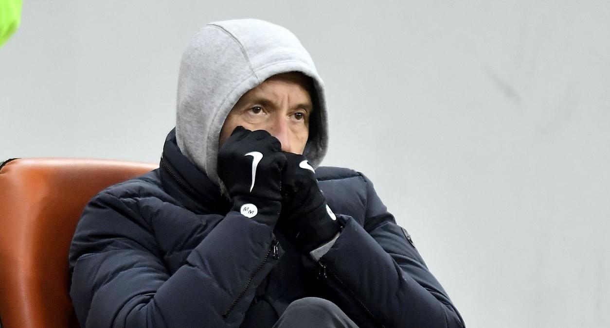 Mihai Stoica, în timpul unui meci