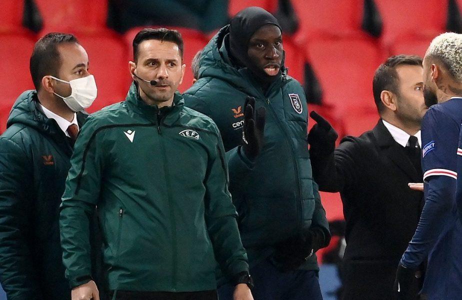 """""""Să îl suspende pe derbedul ăla!"""" Dumitru Dragomir vrea ca Demba Ba să plătească pentru scandalul de rasism de la Paris"""