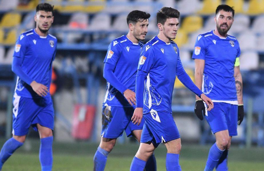 Chindia – FC Argeş 2-2. Egal nebun la Târgoviște! Gazdele au avut un gol anulat în finalul partidei