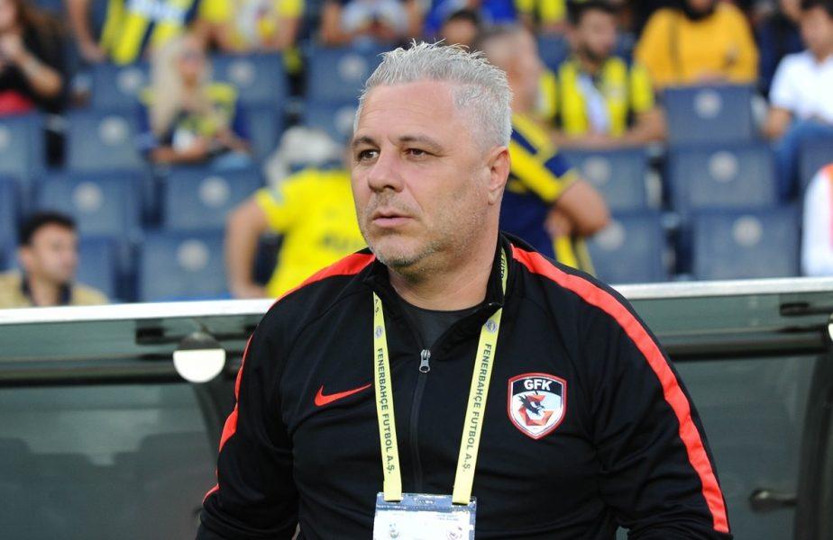 """Marius Şumudică, sultanul Turciei! Ofertele primite după victoria uriașă cu Fenerbahce: """"E important ce e în faţa celor 6 zerouri!"""""""