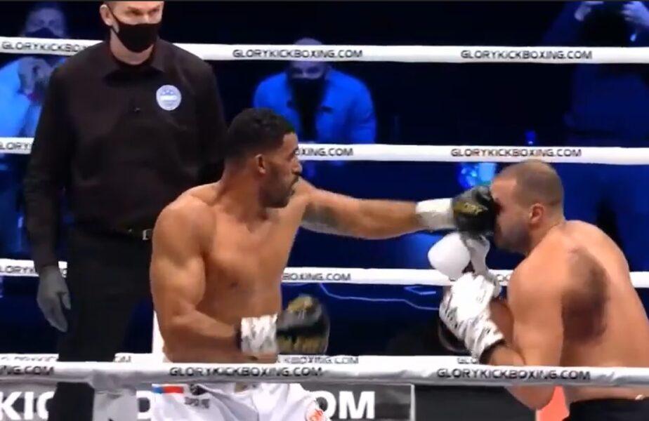 """""""Pumnul destinului!"""" Florian Ceafalău, despre ce înseamnă victoria lui Benny în fața lui Badr Hari"""