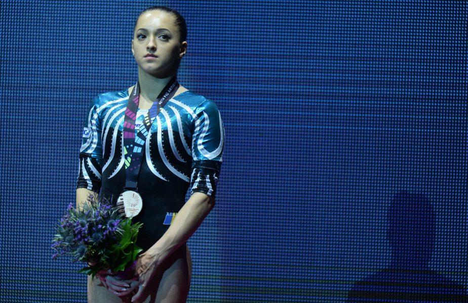 VIDEO | Larisa Iordache, ce revenire de senzaţie! A câştigat două medalii de aur şi două de argint la Campionatele Europene de gimnastică