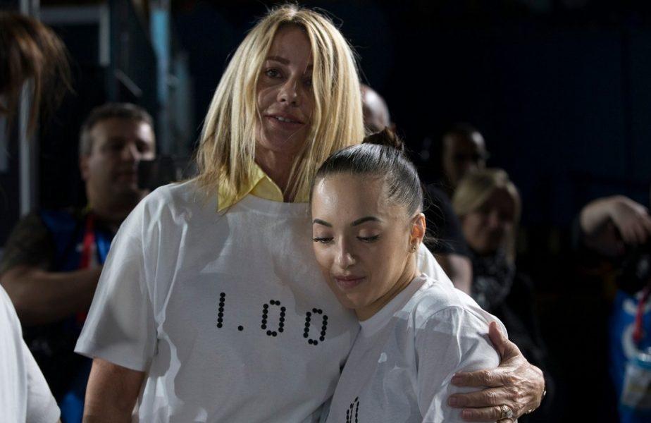 Nadia Comăneci, mândră de performanţa Larisei Iordache! Ce mesaj i-a transmis gimnastei care a scris istorie la Europene