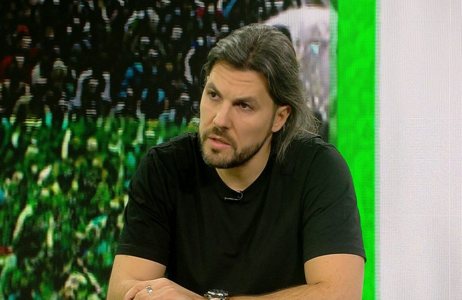 EXCLUSIV AS.ro LIVE | Tangoul, pasiunea secretă a lui Adi Vasile! Antrenorul vrea să ia lecții de chitară