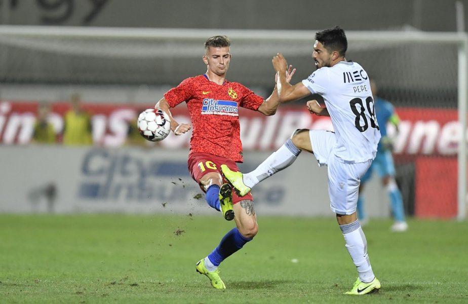 Florin Tănase este OUT din lot pentru ultimul meci al anului. Motivul inedit pentru care va lipsi la contra lui Sepsi