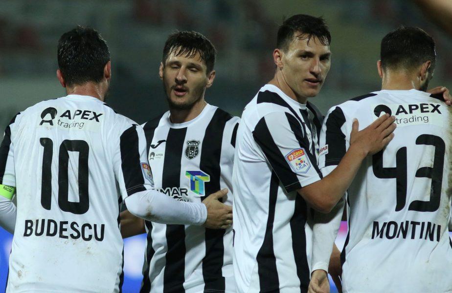 Un jucător de la Astra a dat gol și a fost schimbat după 7 minute! Cum fac antrenorii din Liga 1 dribling pe lângă regula U21