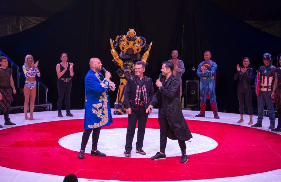 """""""Poftiți la circ"""" va avea premiera pe 28 decembrie, de la 20:30, pe Antena 1"""