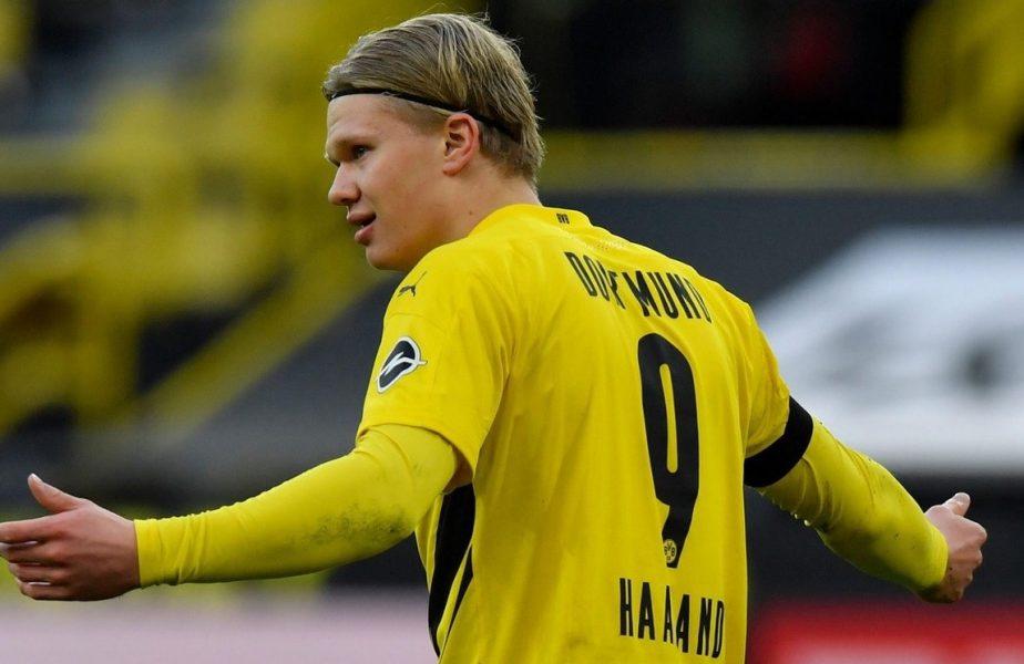 """Erling Haaland, gata să plece de la Dortmund! Anunțul făcut de legendarul Lothar Matthaus: """"Este o mașinărie. E pregătit"""""""
