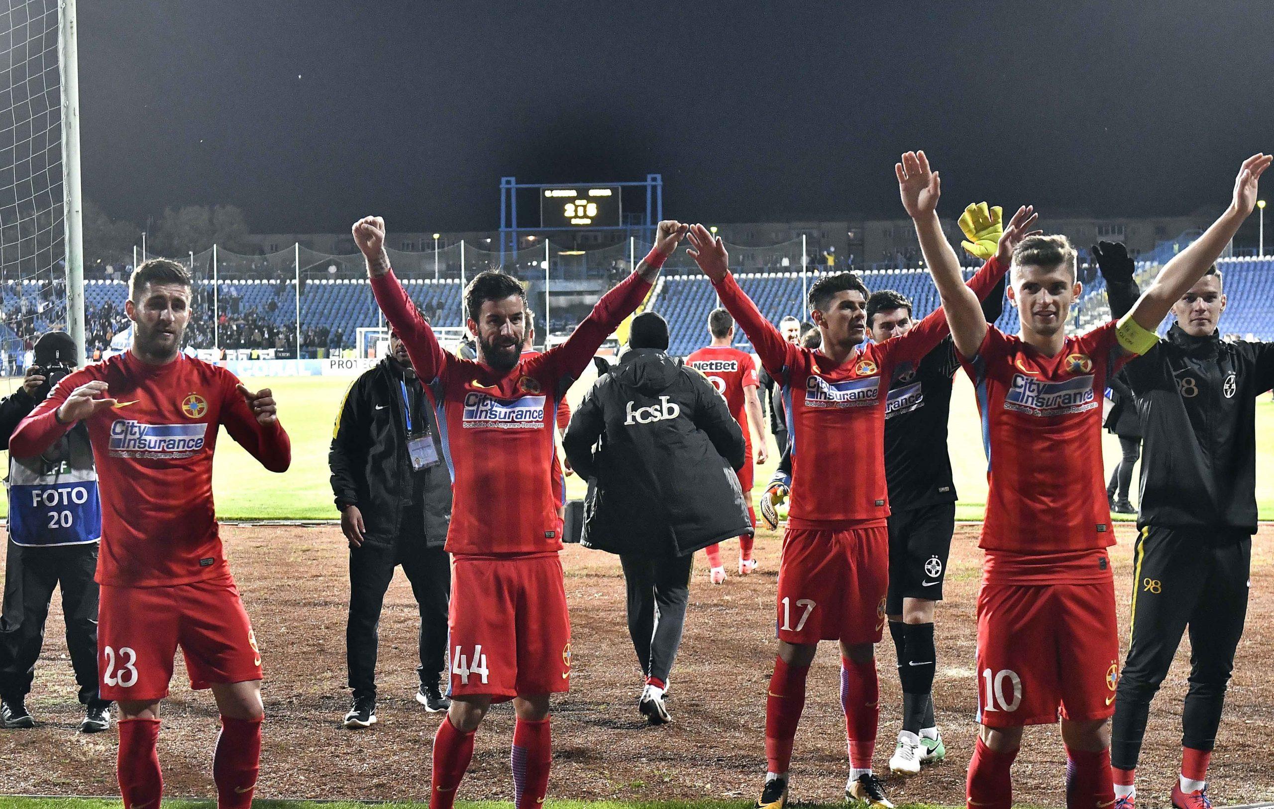 O primă plecare de la FCSB! Jucătorul s-a despărţit de echipa lui Becali după remiza cu Sepsi. Şi-a luat deja la revedere de la coechipieri