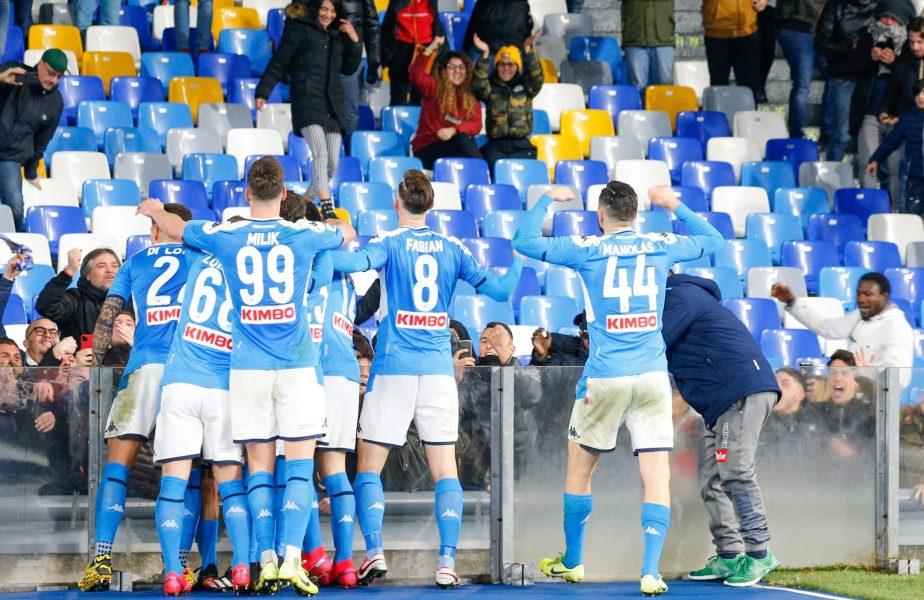 """Ce bombă! Napoli a întors decizia, iar instanța a anulat înfrângerea """"la masa verde"""" cu Juventus. Noul clasament din Serie A"""
